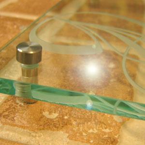 GLCガラス側面アップ