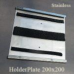 ホルダープレート200角タイプ