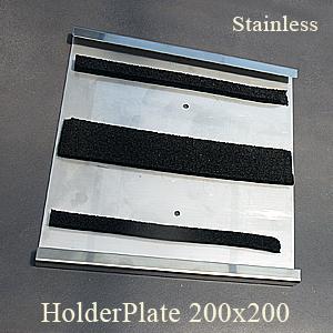 ホルダープレート200